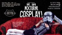 Nocturne: Cosplay Sat 10/6/18
